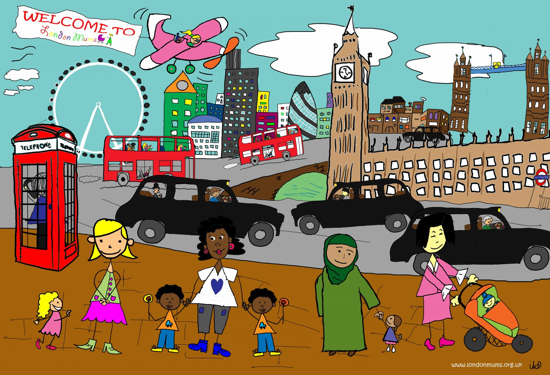 Testimonials from people who LOVE London Mums
