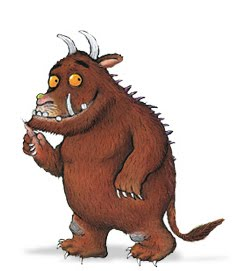 How To Draw Gruffalo Characters