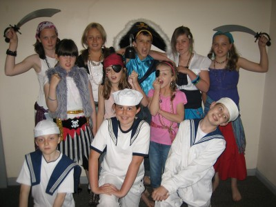 HELEN OGRADY DRAMA ACADEMY FOR CHILDREN