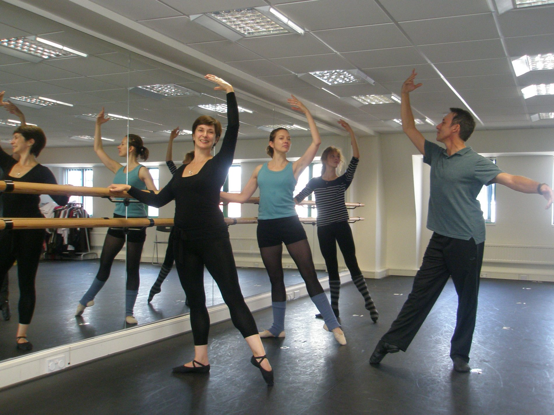 Strictly come Ballet dancing! It's never too late to start!