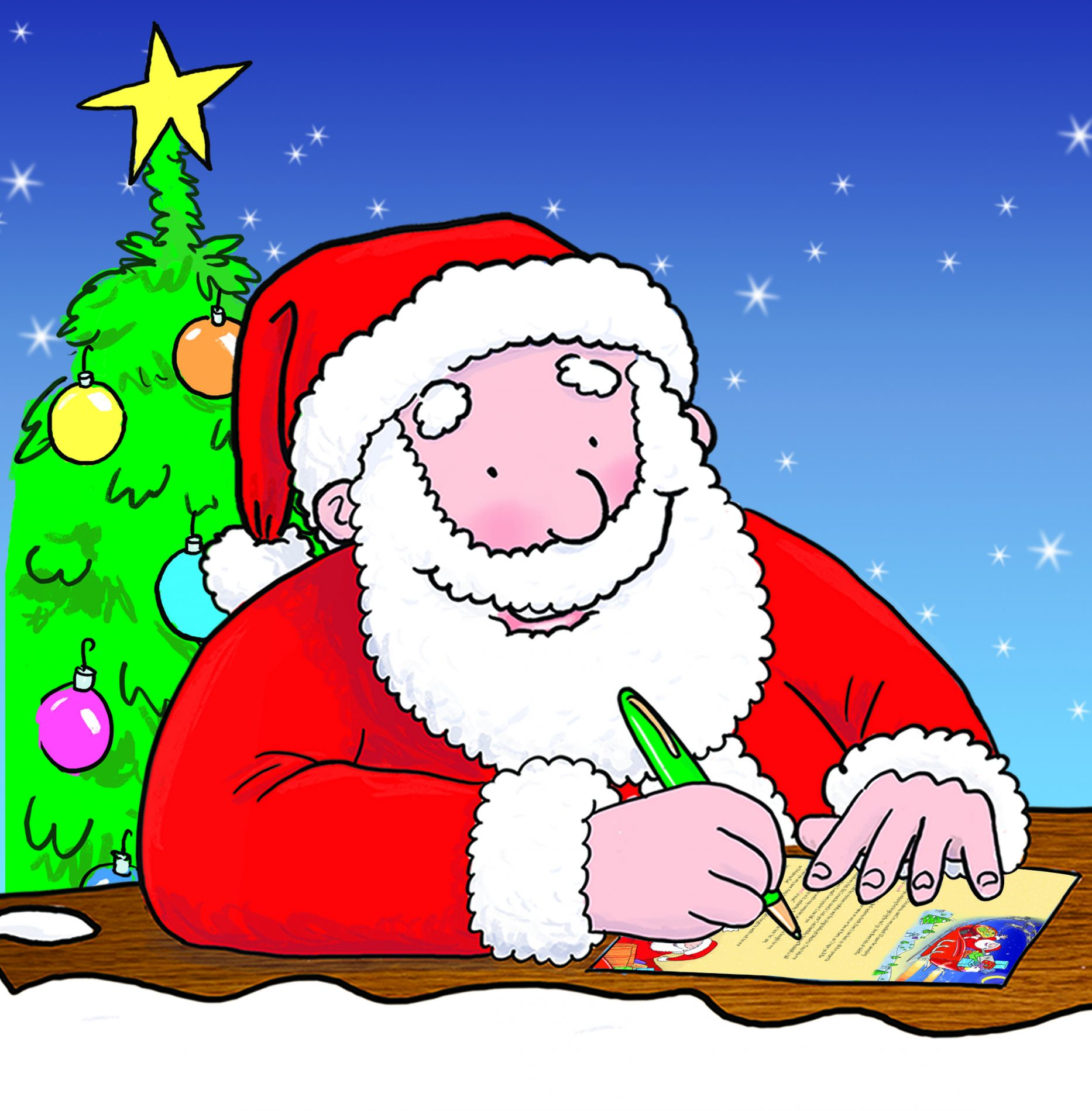Make a childs christmas magical with a nspcc letter from santa each letter can be personalised with the childs name age gender best friend or family members name favourite activity and achievements spiritdancerdesigns Image collections