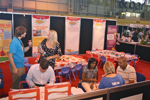 FREE TICKETS TO THE NATIONAL FRANCHISE EXHIBITION: Discover a family friendly career in franchising