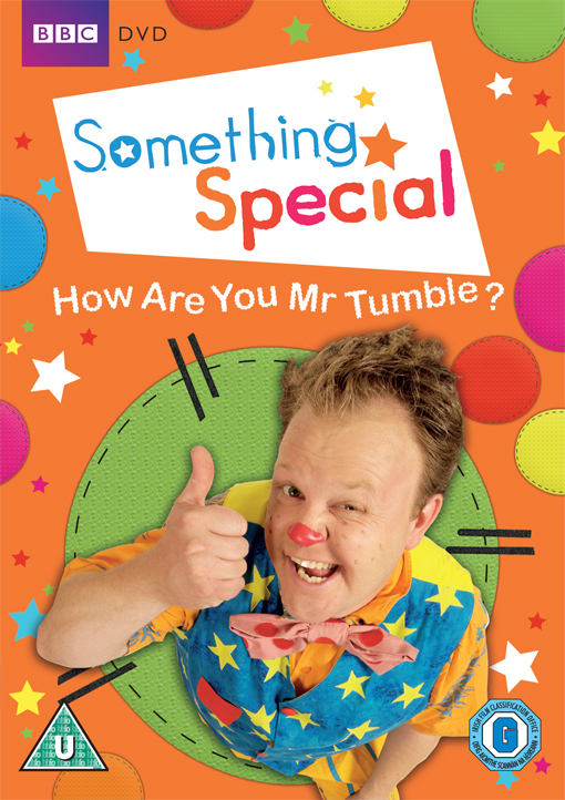 Win 1 of 4 copies of 39 something special how are you mr - Something special ...