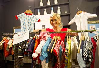 Maternity Swishing Guide by celebrity mumpreneur Jenni Falconer