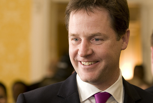 NICK CLEGG: 'MUMS AND DADS WILL SHARE PARENTAL LEAVE'
