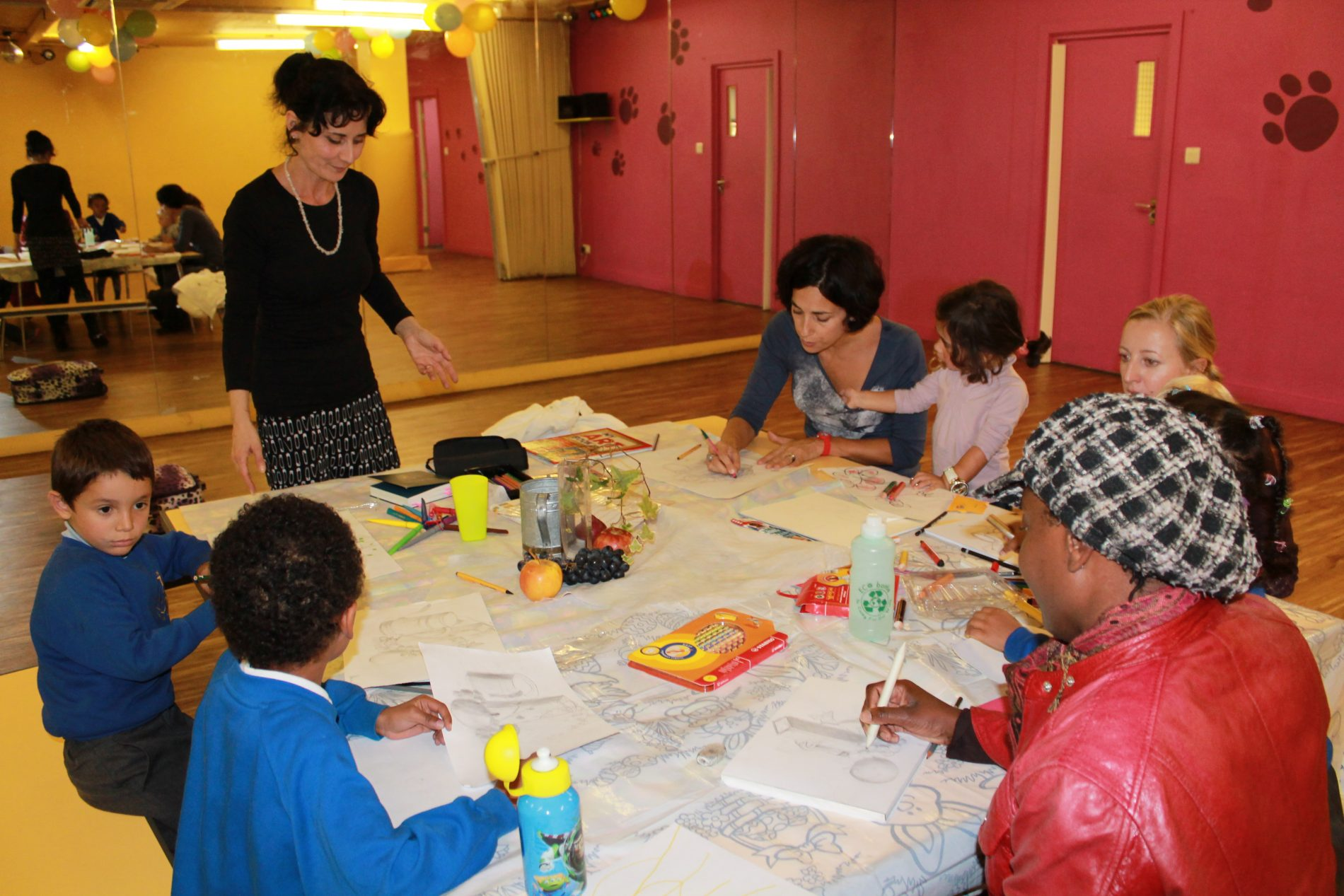 London Mums Art Club – The ultimate after school / nursery experience (Putney)