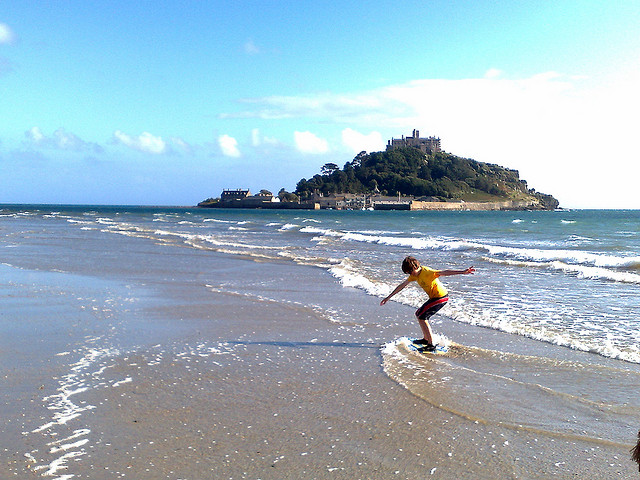 A family break to Cornwall