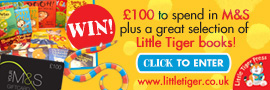 Londonmums - Little Tiger banner