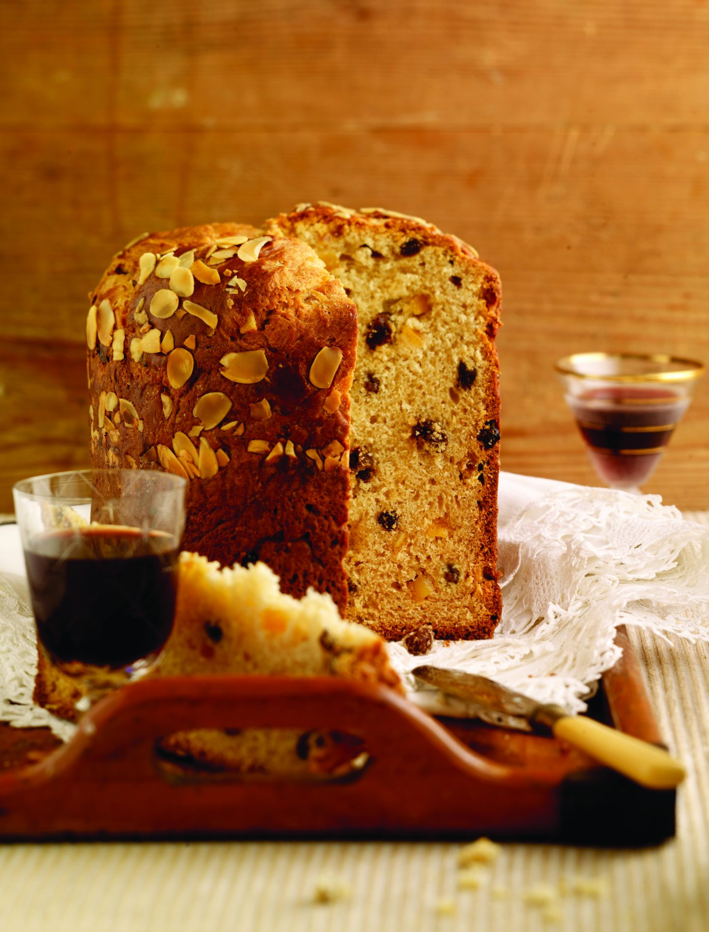 panettone is mouth watering any time of the year a home made panettone ...
