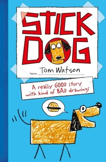 Win 1 of 3 copies of &#8216;Stick Dog&#8217; book
