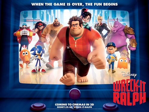 Who has &#8216;framed&#8217; Wreck-It Ralph?
