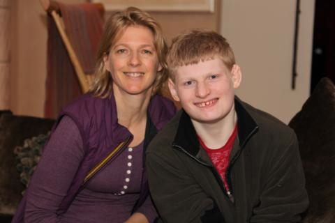 Mum's testimonial: Parents are the real experts says learning disability charity founder