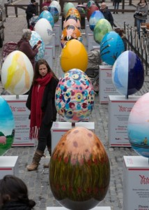 egg hunt covent garden 1