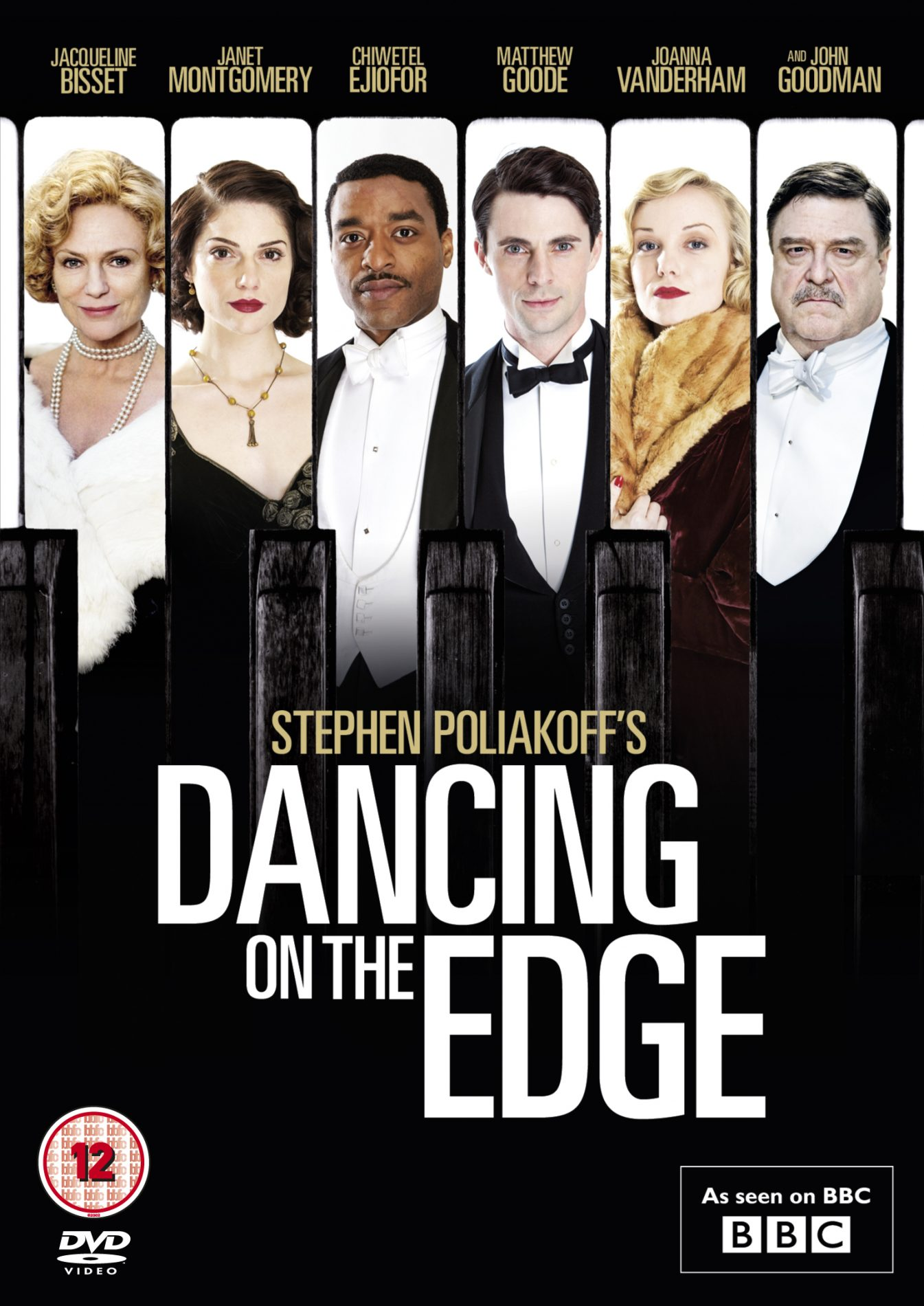 Win 1 of 5 copies of 'Dancing on the Edge' DVDs and soundtrack