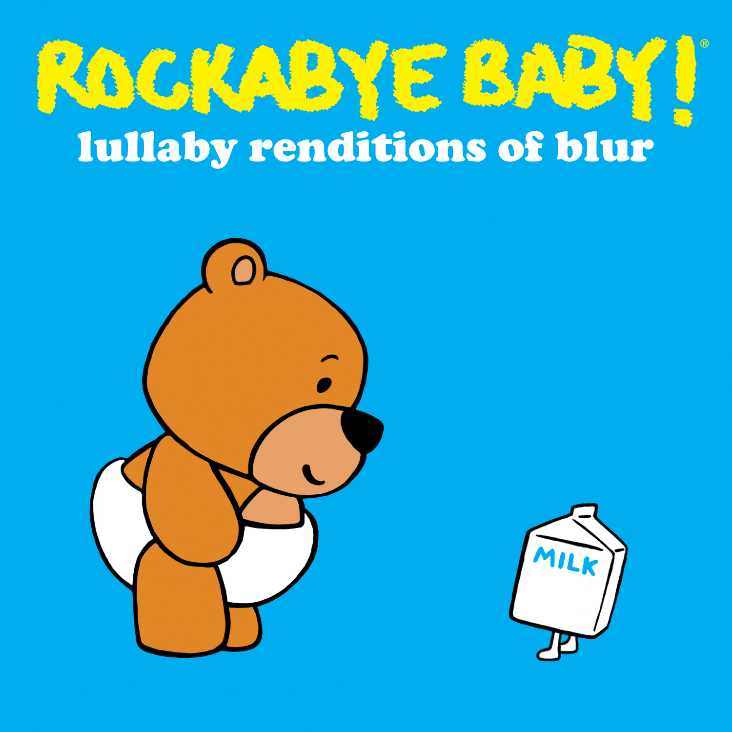 Win 1 of 3 CDs of Lullaby Renditions Of Blur