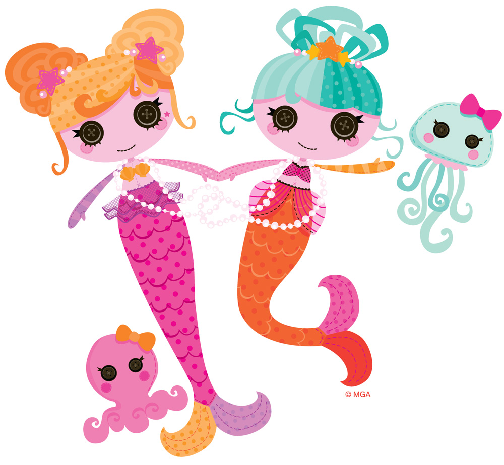 Win 1 of 3 Lala-Oopsies: A Sew Magical Tale – the Movie DVDs & 3 Lalaloopsy® dolls