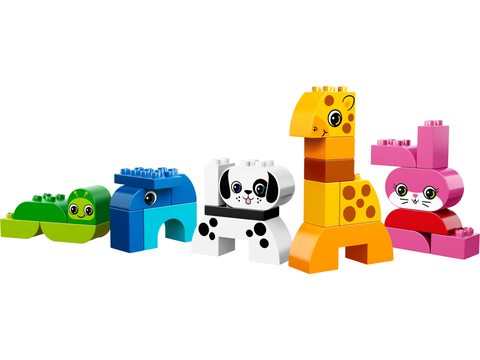 Win 1 of 6 LEGO DUPLO Creative Animals sets worth £12.99 ...