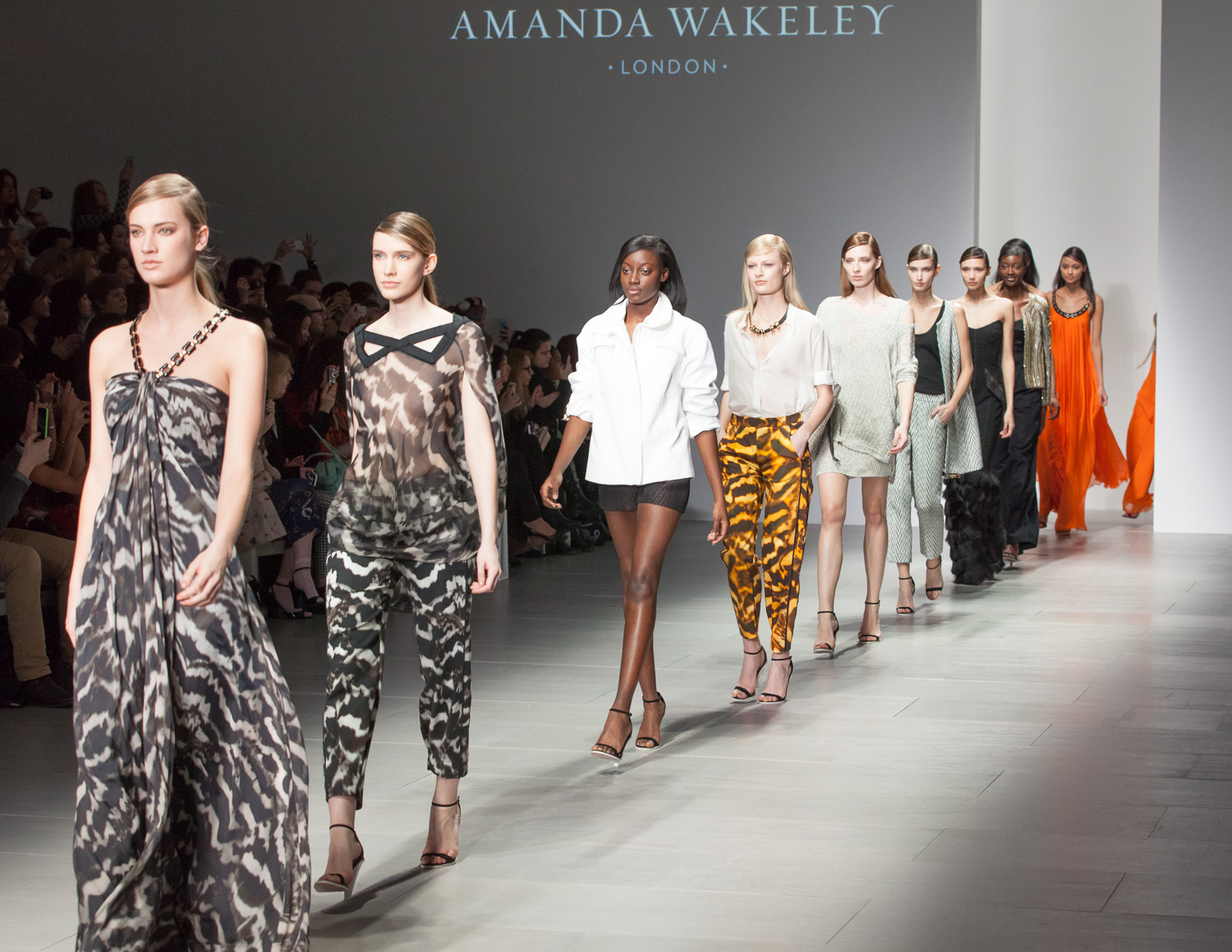 Fashion Trends Aw14 The Only Guide To London Fashion Week