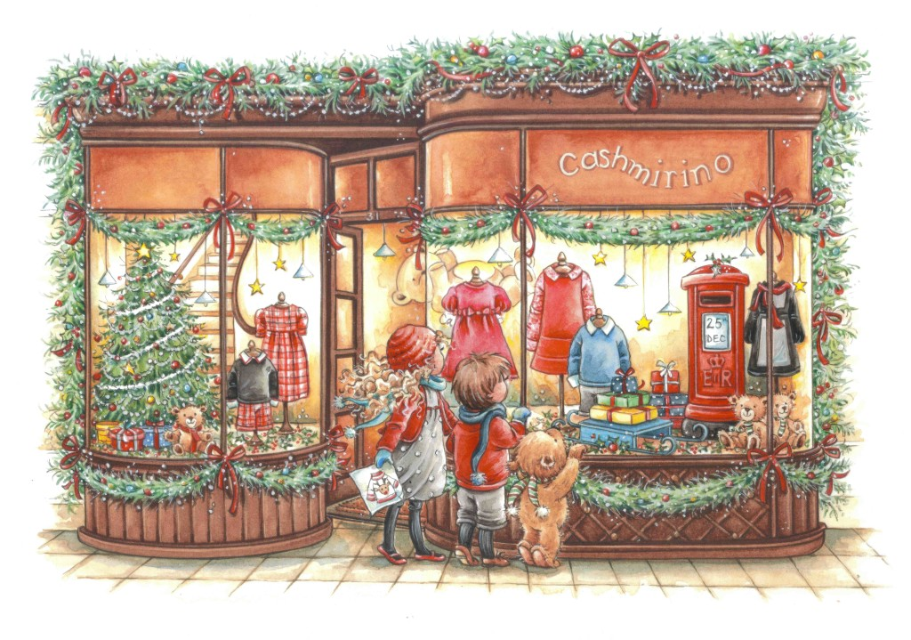 Shop until you drop the best places to do your christmas for Best places for christmas shopping