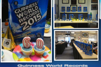 GWR 60 birthday collage