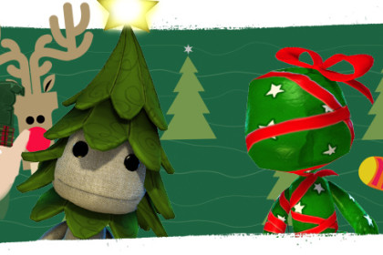 LittleBigPlanet Christmas Tree