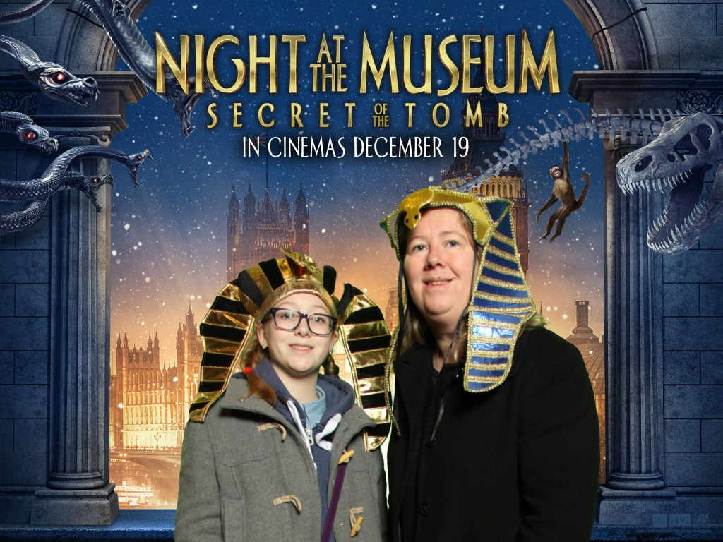 film review (a child's perspective): night at the museum: secret of