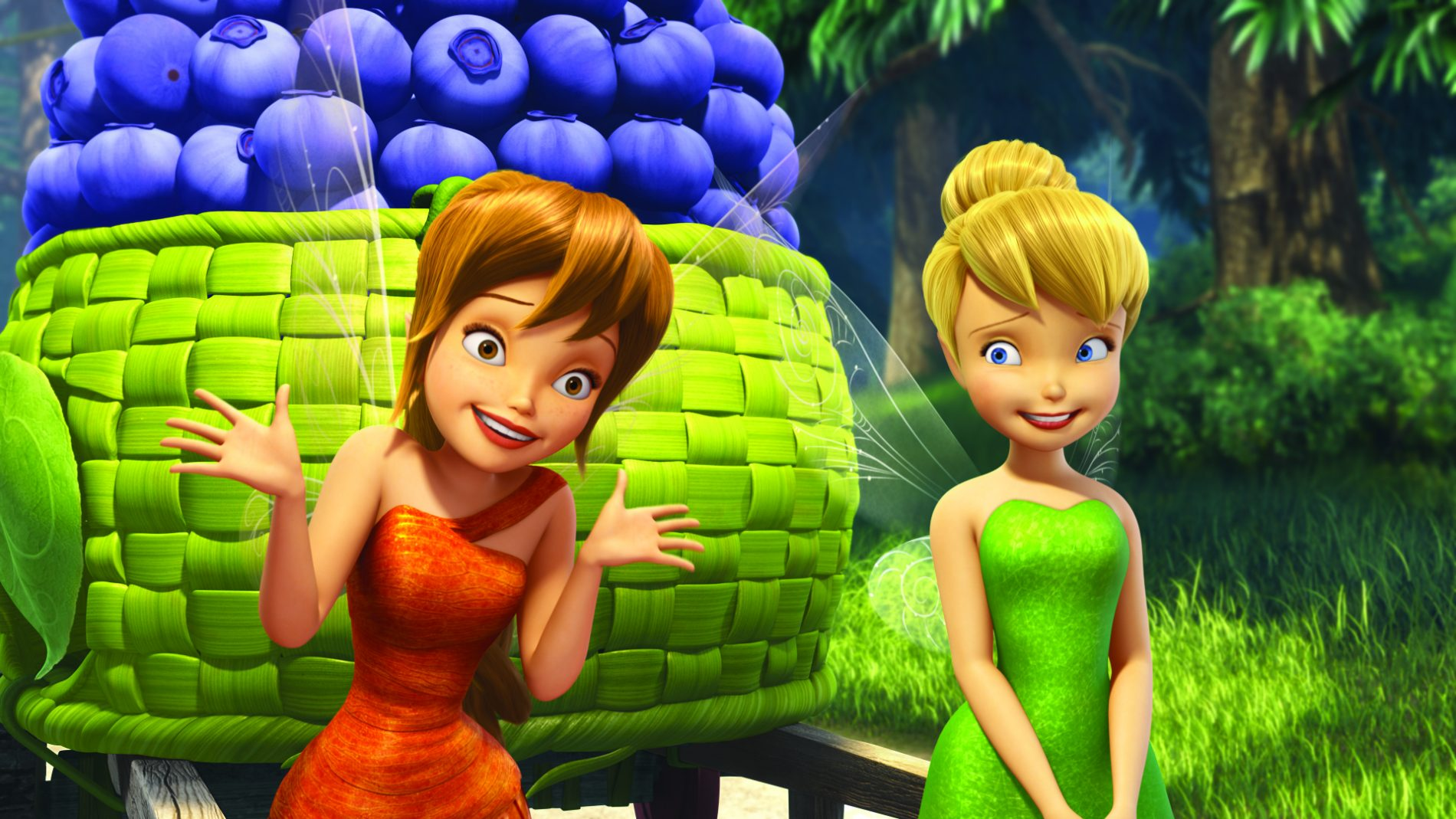 Film review: Tinker Bell and the Legend of the NeverBeast ...