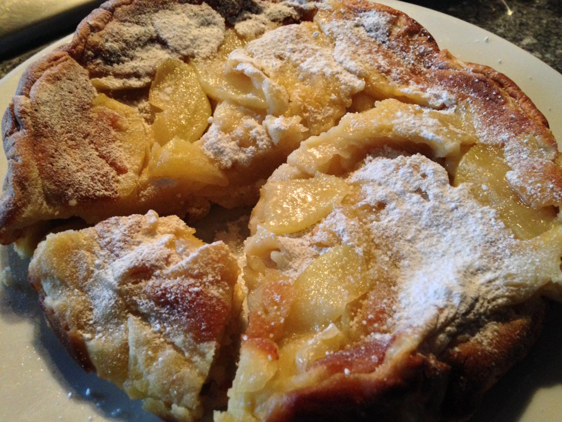apfelpfannkuchen — rezepte suchen