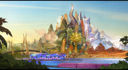 DISNEY ANIMATION STUDIOS PRESENTS   ZOOTROPOLIS  RELEASED IN UK CINEMAS FROM MARCH 25TH 2016
