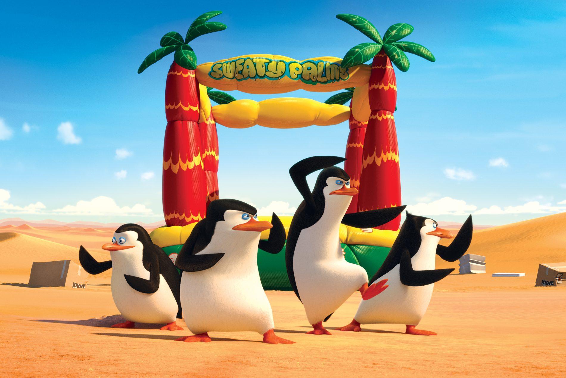 Фильм Пингвины Из Мадагаскара