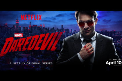 Marvel's Daredevil poster horizontal