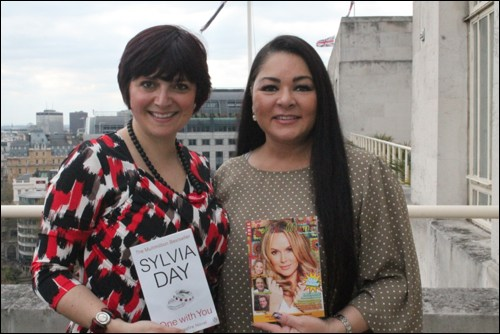 Sylvia day talks to londonmums about the crossfire series becoming sylvia day monica costa fandeluxe Images