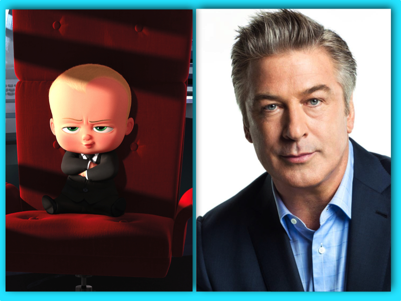 Alec Baldwin chats to #LondonMums about his #BossBaby
