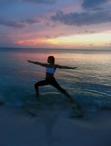 yoga feature image tara lee warrior sea