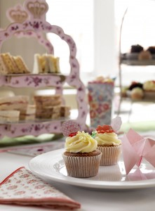 Kids party - Sandwiches and cakes