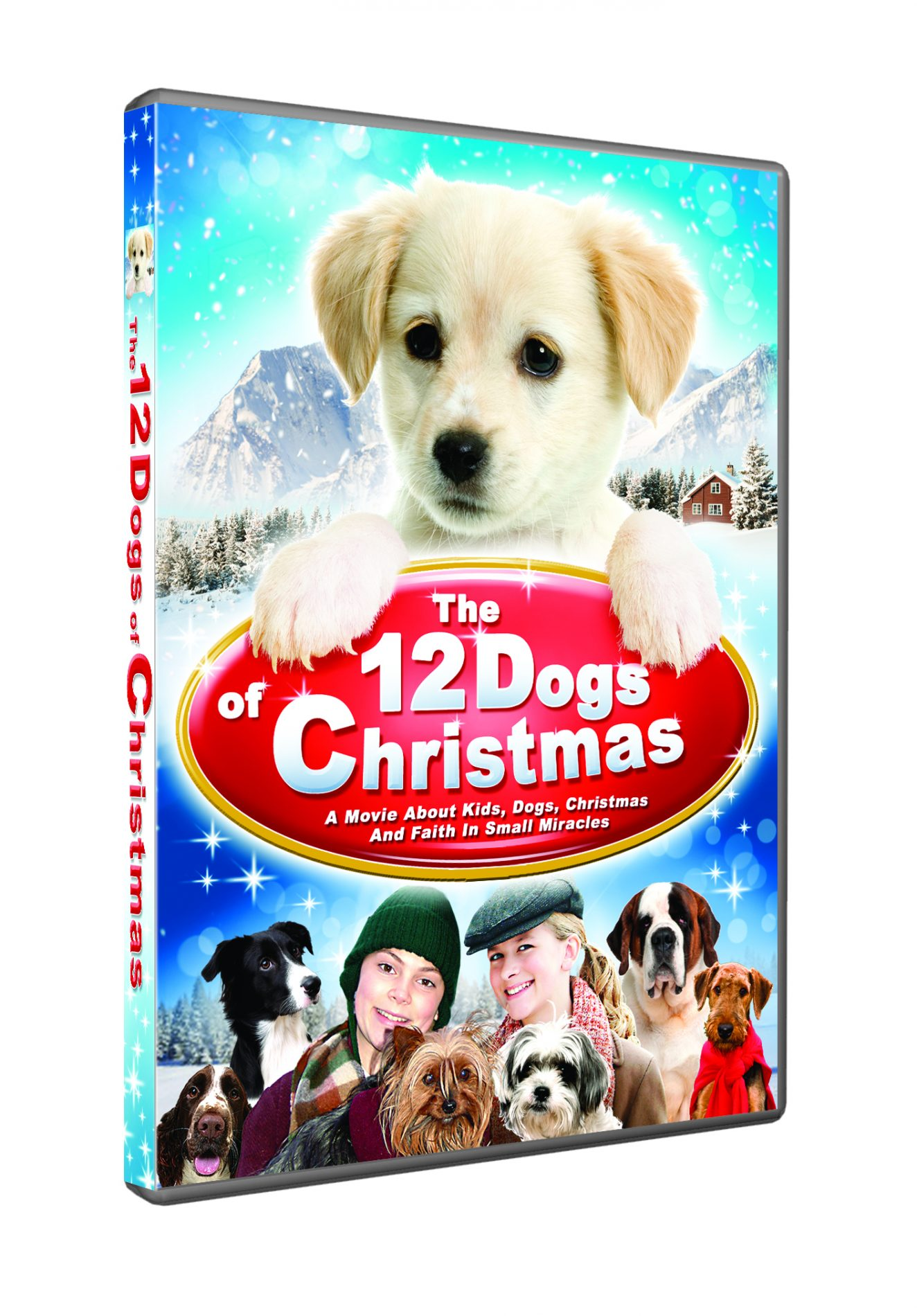 Christmas Gift Guide 2012: Best Family DVDs - London Mums Magazine
