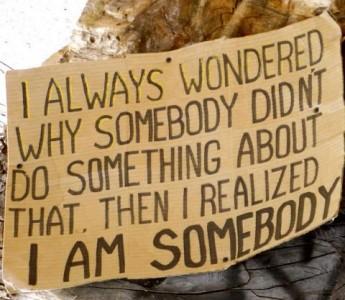 clutter message