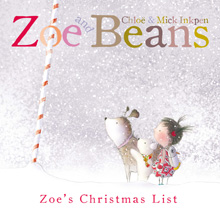 Best Children's Dog Books zoe-and-beans-zoes-christmas-list