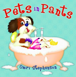 Best Children's Dog Books PETS_IN_PANTS_V2-014_cover.indd