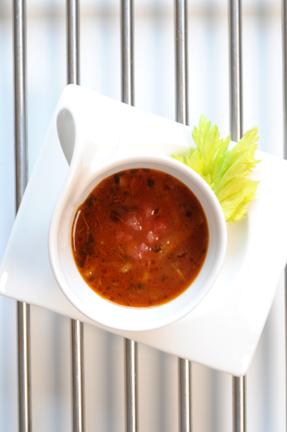 Gezpacho Style Soup recipe