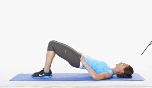 fitness Pelvic lift