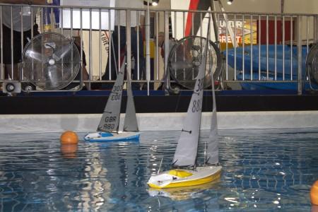 london boat show boat race
