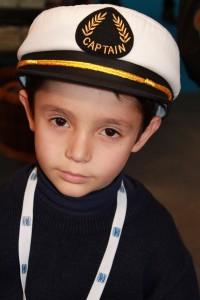 london boat show captain