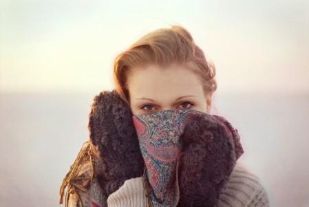 winter beauty SOS photo pin