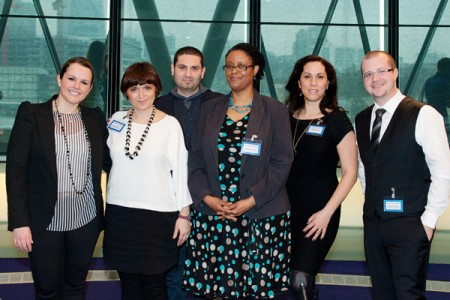 London City Hall event group
