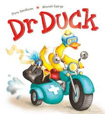 dr duck book