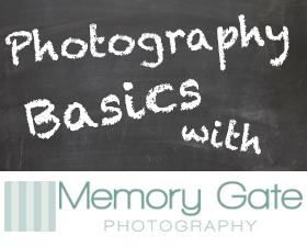 Photography Basics Memory Gate