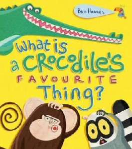 crocodile book ben hawkes