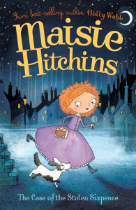 Maisie Hitchins book_SIXPENCE