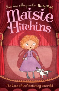 Maisie Hitchins book_emerald